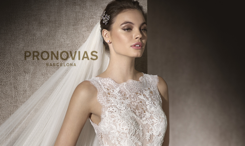 Pronovias: Barcelona's prêt-à-porter bridal fashion brand arrives in Singapore – Now exclusively available at TWC